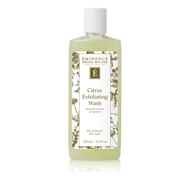 Citrus Exfoliating Cleanser
